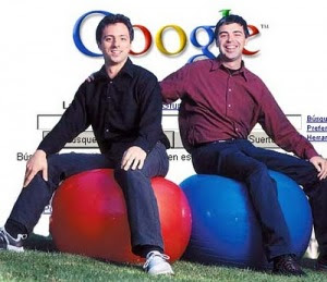 Inilah 7 Fakta Unik Duo Pendiri Google - infoinfo unik