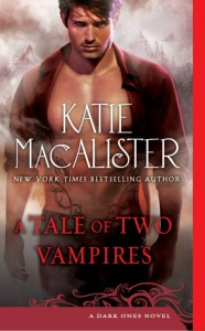 A TALE OF TWO VAMPIRES – It's the Best of Her DARK ONES series