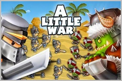 A little war for iPhone