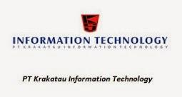 Lowongan Kerja PT Krakatau Information Technology April 2015