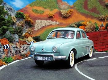 Renault Dauphine '58 - Norev