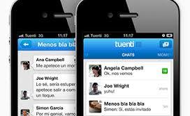 Aplicación Tuenti 2.9 iphone