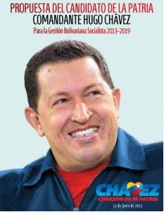 Plan de Gobierno de Hugo Chávez 2013-2019
