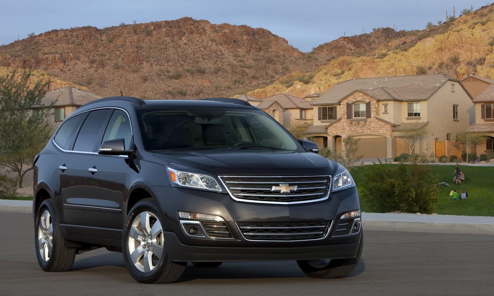 chevrolet - 2009 - [Chevrolet] traverse 2013+chevrolet+traverse+6