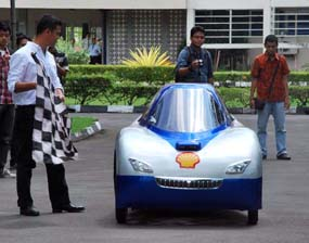 ITS Siapkan 3 'Sapu Angin' Dalam Kompetisi Kendaraan Hemat Energi
