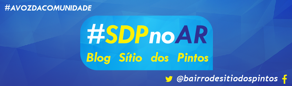 #Avozdacomunidade #SDPnoAR