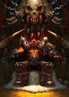 hearthstone heroes of warcraft artwork 8 Blizzcon 2013   Hearthstone: Heroes of Warcraft (iOS/OSX/PC)   Character Artwork