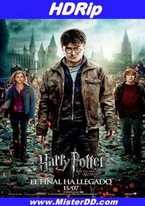 Harry Potter y las reliquias de la Muerte: Parte 2 (2011) [HDRip]