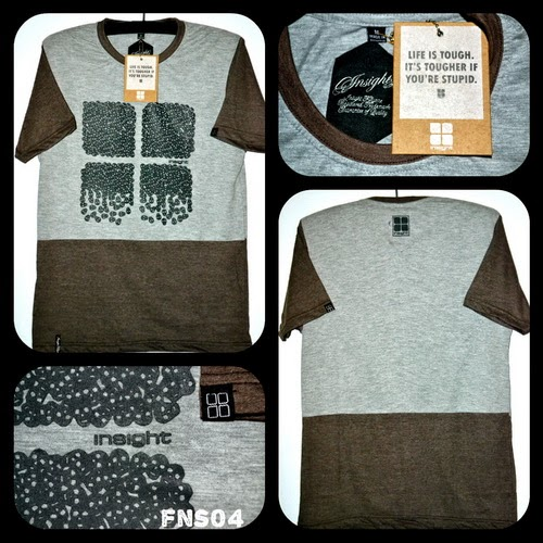 Kaos Surfing INSIGHT kode FNS04