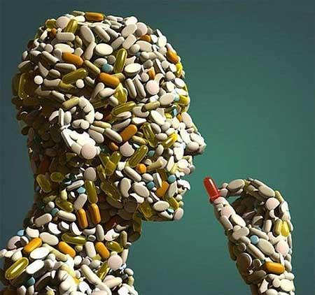 uomo pillola