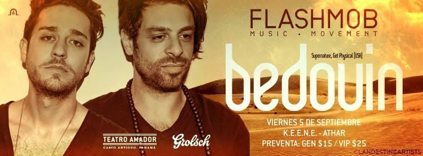 Flashmob - BEDOUIN