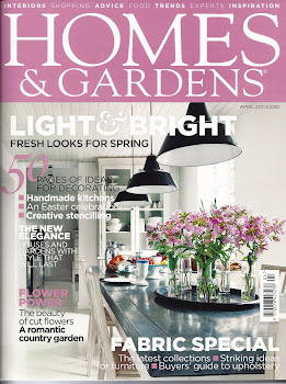 """AS SEEN IN HOMES & GARDENS"""