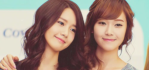 Jessica Jung and Yoona