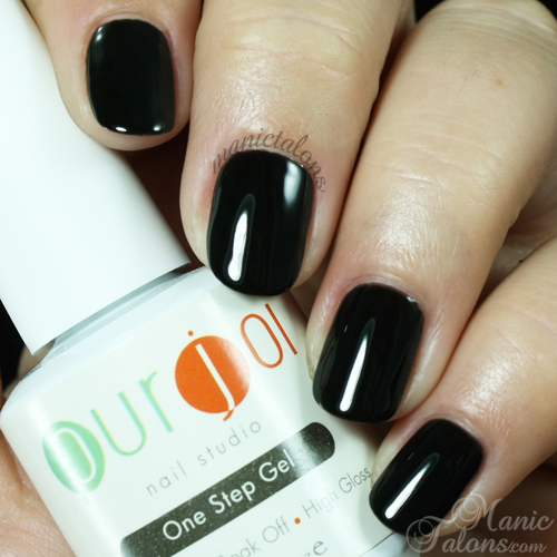 Purjoi One Step Gel Polish My Seoul Swatch