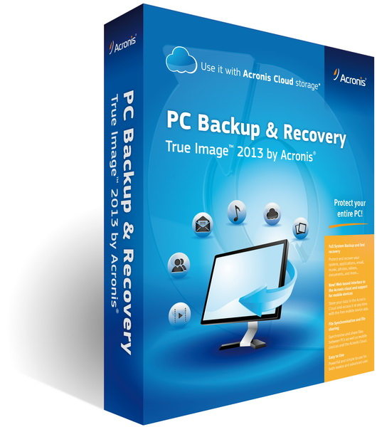 Acronis True Image Home 2013 16 Build 6514+PlusPack