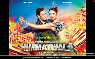 Himmatwala HD Wallpapers Starring Ajay Devgn, Tamannaah