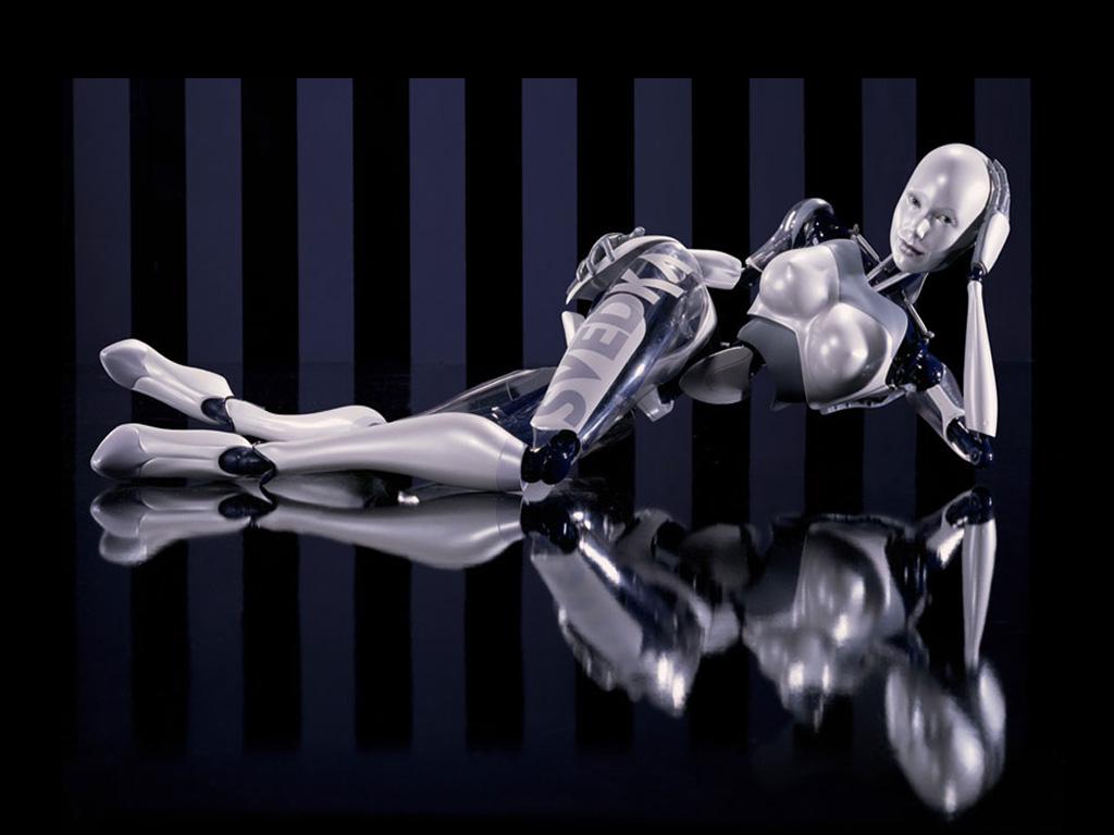 girl robot wallpapers - photo #14
