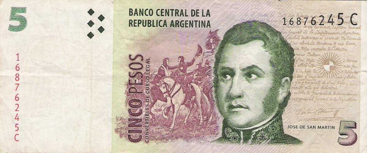 Según el Indec, en Argentina se puede comer con $ 5 por dí