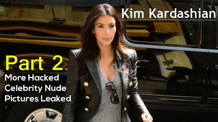More Celebrity Nude Photos Leaked — Kim Kardashian and Others Targeted