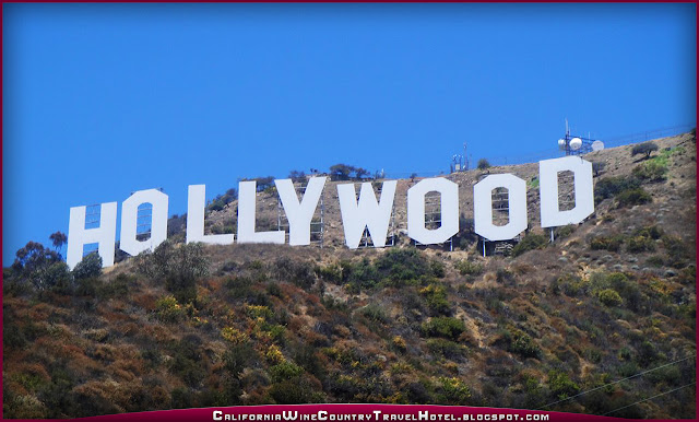 Top Attractions Los Angeles California 1