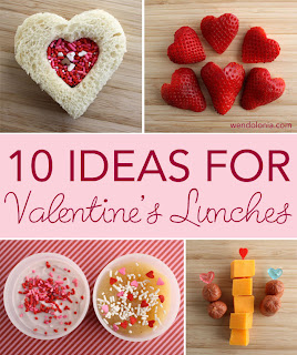 Valentine's Day Lunch Link-up