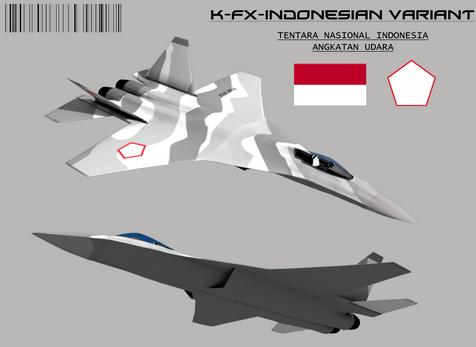 Pesawat Tempur IFX/ KFX Poyek Kerjasama Indonesia Korea Selatan 3