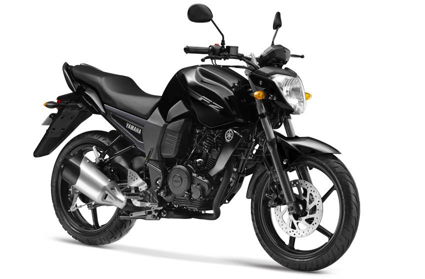 2012 yamaha fz 16 s launched colors price photos for Yamaha fz back tyre price