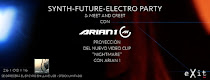 Synth-Future-Electro Party_ Meet And Greet con Arian1