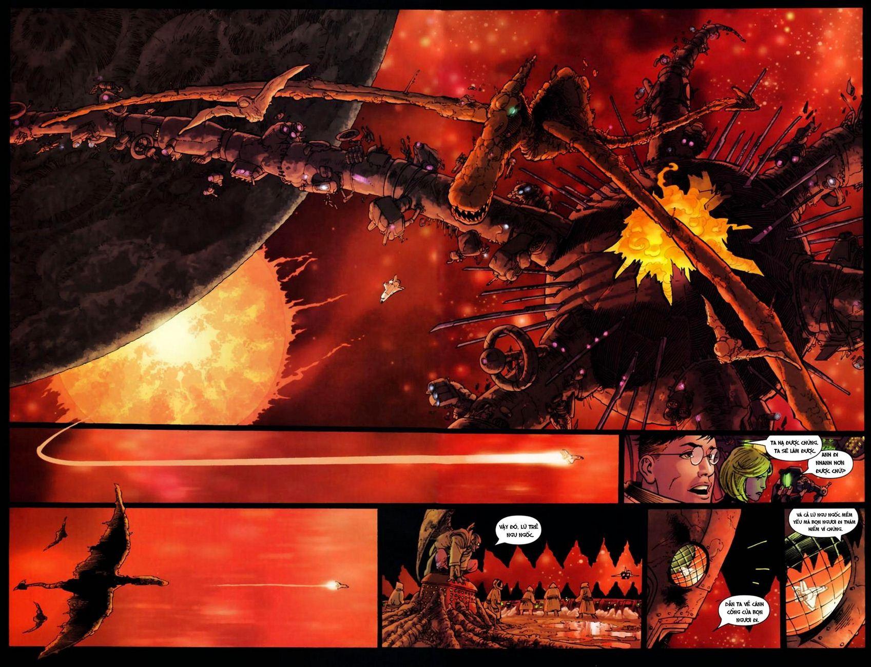 Ultimate Fantastic Four chap 17 - Trang 20