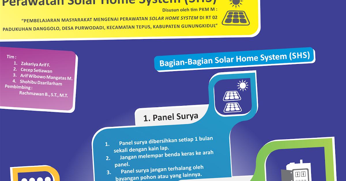 Belajar dari Alam: Panduan Perawatan Solar Home System