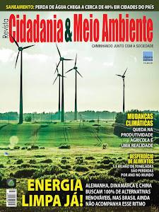 Edição n. 54 da revista Cidadania e Meio Ambiente