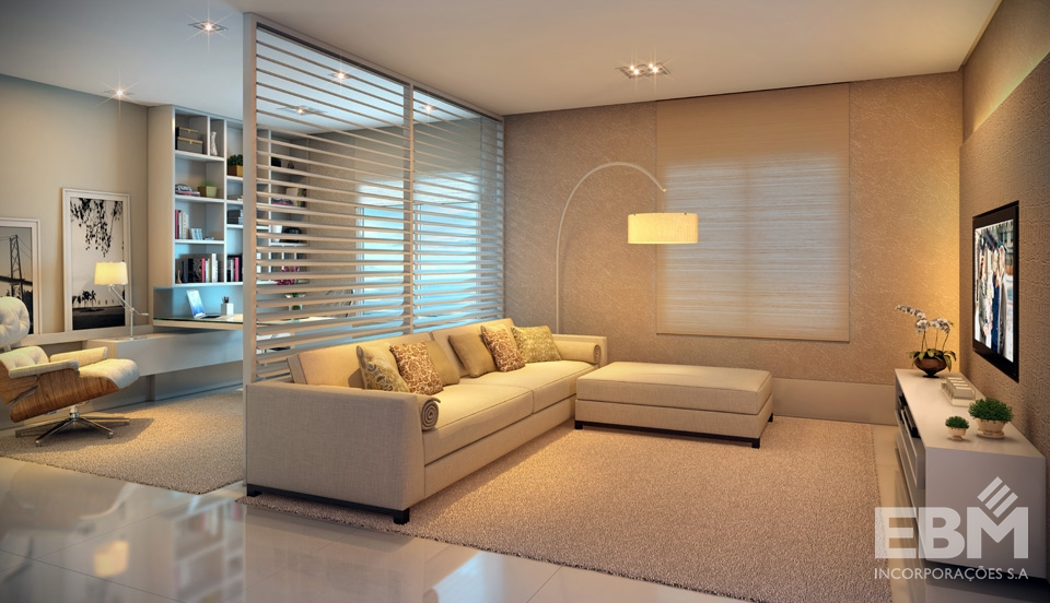 Sala Intima Pequena Decorada ~ Luxury Real Estate Über Luxury Style , apartamento com 3 ou 4