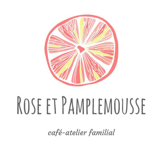 Rose et Pamplemousse