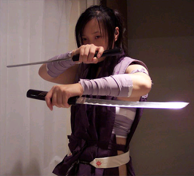 Ninja Tenchu Best Cosplay