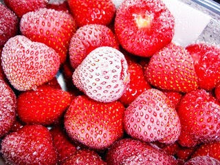 Resep Strawberry Smoothies Yogurt Sehat