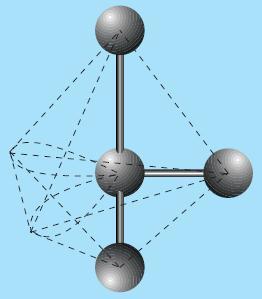 Bentuk molekul CIF3