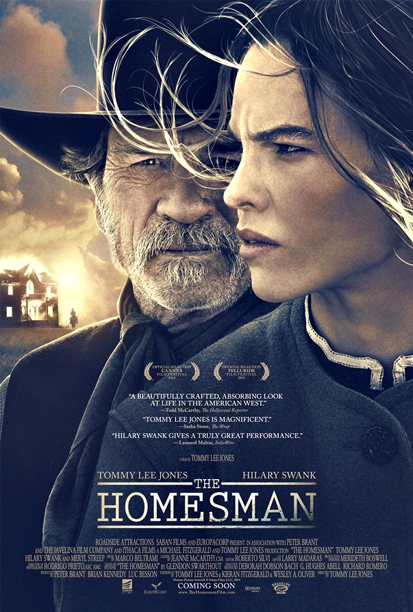 Póster: The Homesman