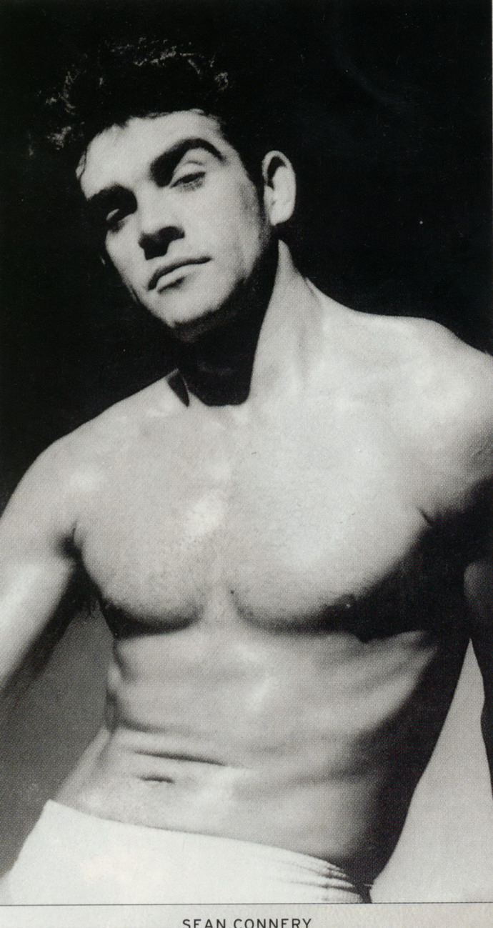 Picture of young Sean Connery- new to me! - MI6 Communityyoung sean connery 