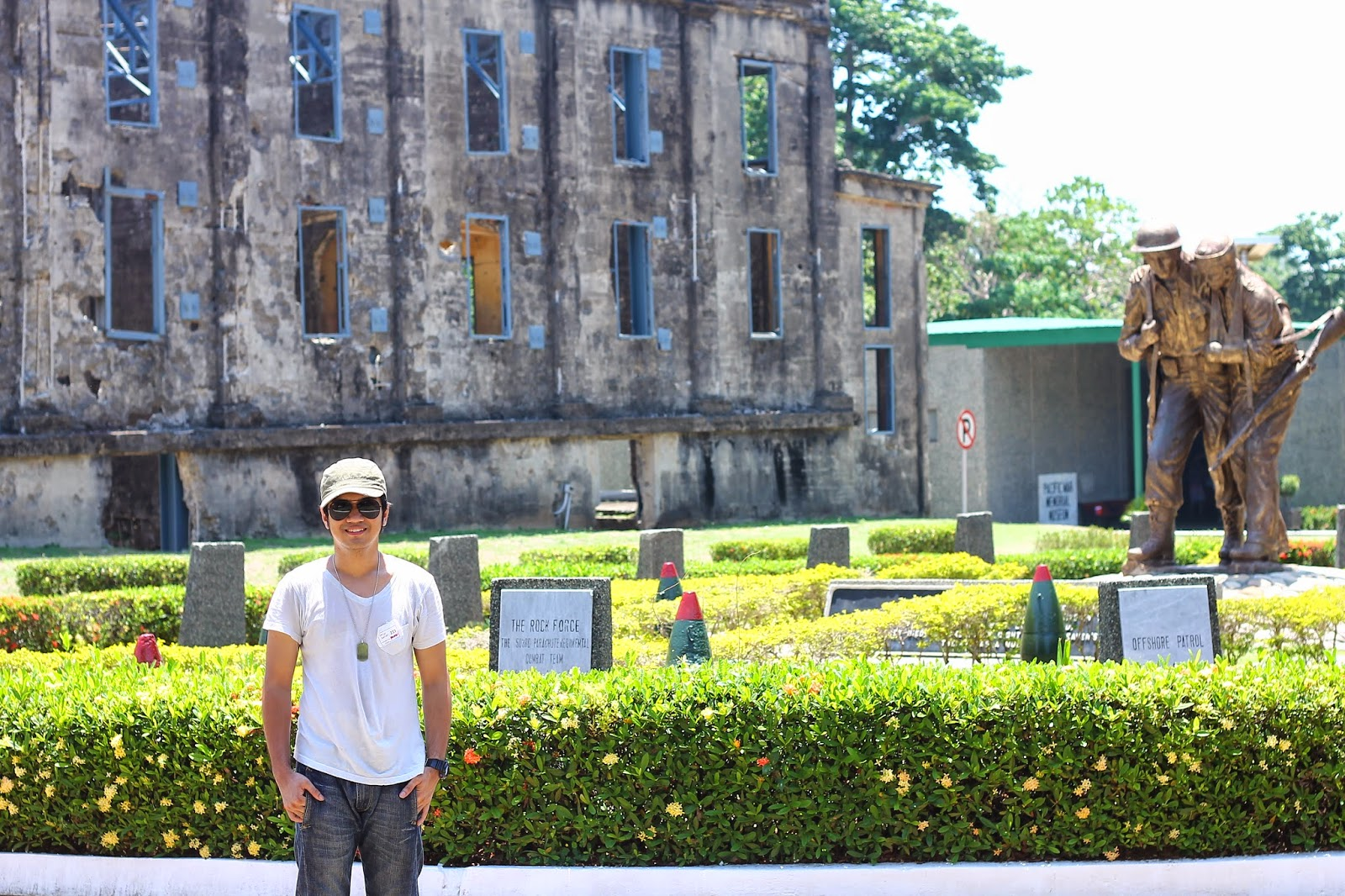 My pleasure to visit this war place area