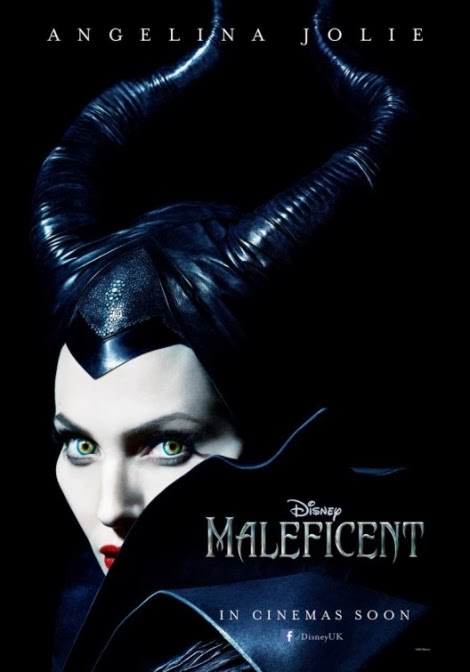 Angelina Jolie in Disney's 'Maleficent' Poster