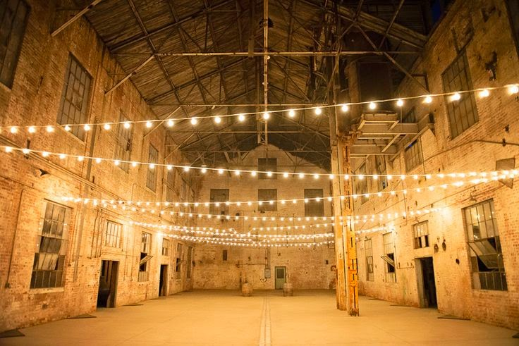 Ashdown Amp Bee Industrial Warehouse Wedding Space
