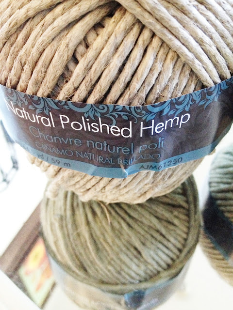 natural polished hemp