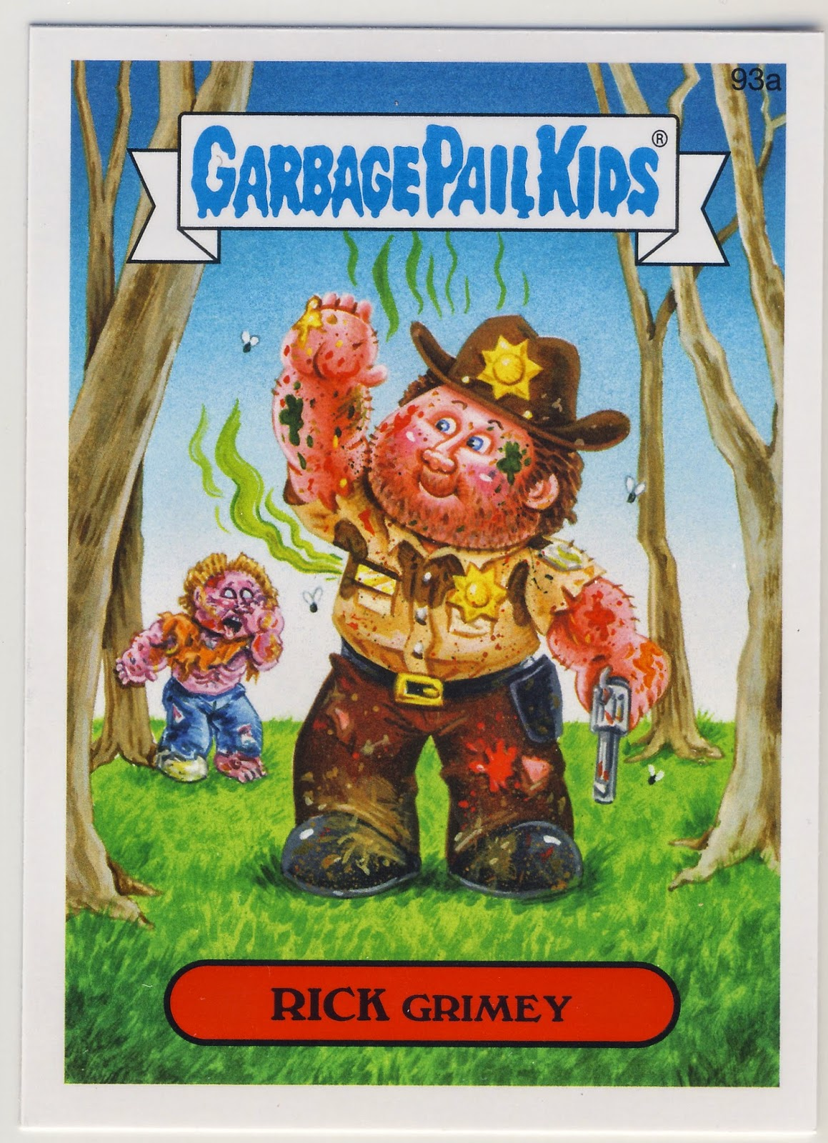 A Pack To Be Named Later 2014 Topps Garbage Pail Kids