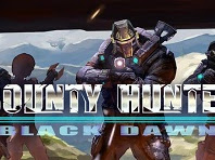 Download Game Android Bounty Hunter: Black Dawn APK+DATA