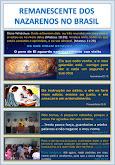 REMANESCENTE DOS NAZARENOS NO BRASIL