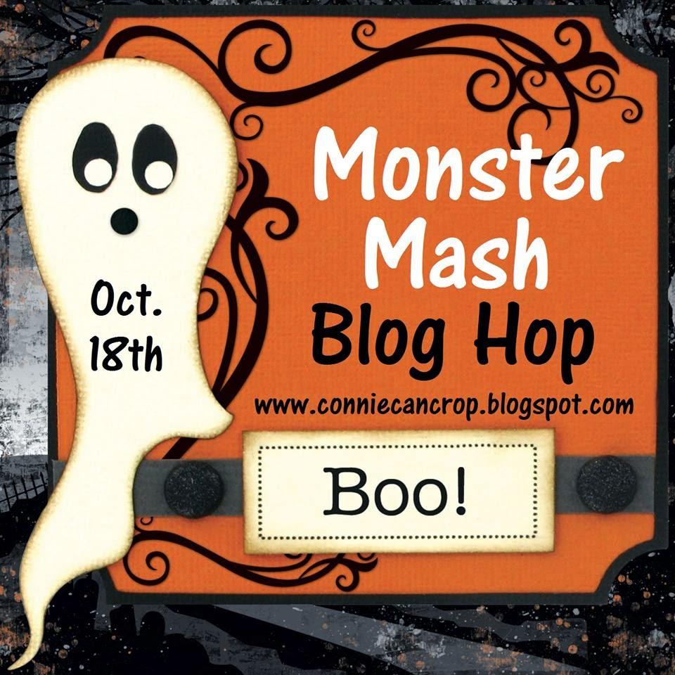 Monster Mash Blog Hop!