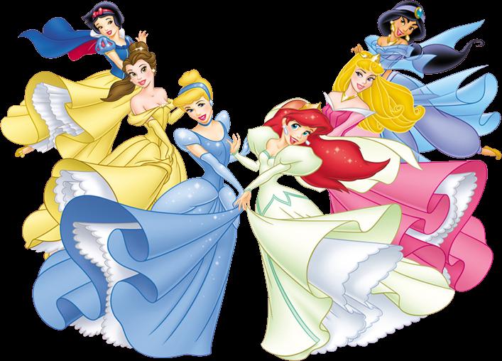Princesas Resolvi Criar Looks Parecidos   De Princesas Muito