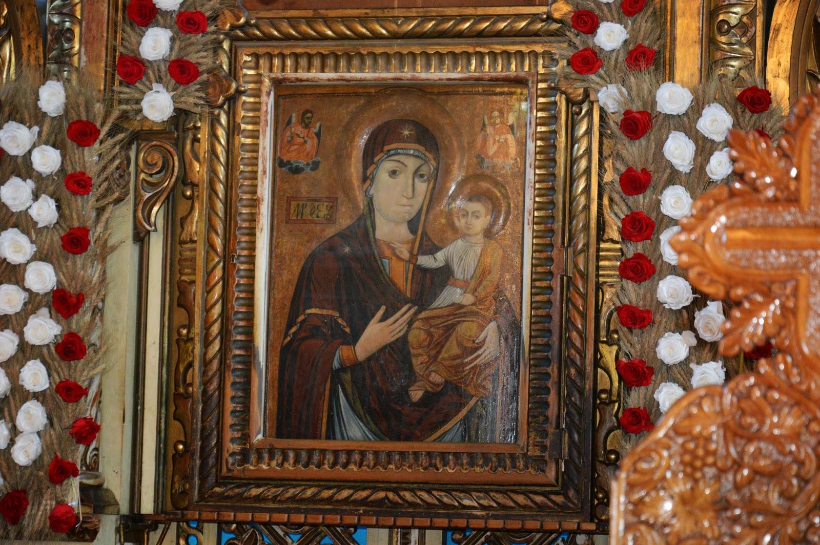 Cununia tinerilor Iulia si Adrian, Manastirea Nicula
