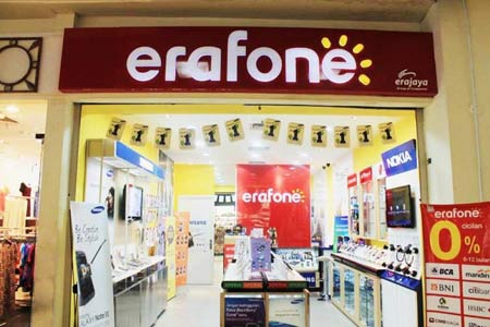 Nomor call center customer service Erafone