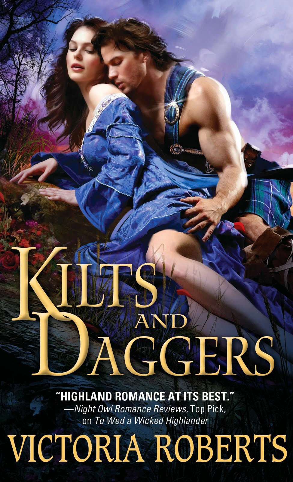 Kilts and Daggers, Book #2 of Highland Spies